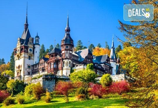 През есента в Синая, Букурещ и Снагов: 2 нощувки и закуски, транспорт и водач
