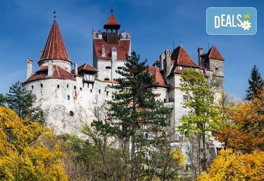Ранни записвания за екскурзия през септември или октомври до Синая, Букурещ, Пояна Брашов и Снагов, транспорт и водач! - Снимка 11