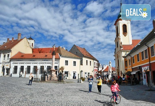Екскурзия през октомври до Будапеща и Виена с 3 нощувки и закуски, транспорт, водач и бонус: посещение на Вишеград и Сентендре! - Снимка 9