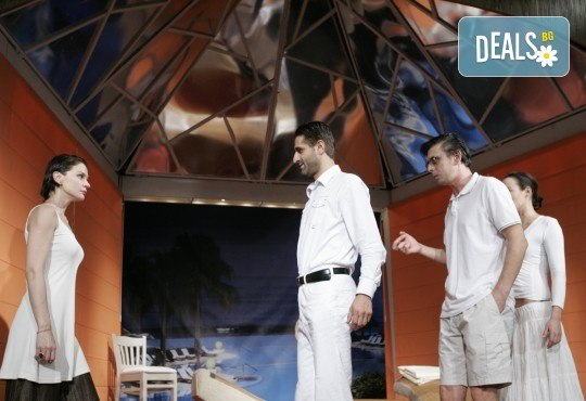Вечер на смеха с Канкун от Ж. Галсеран на 13-ти май (понеделник) в Малък градски театър Зад канала! - Снимка 2