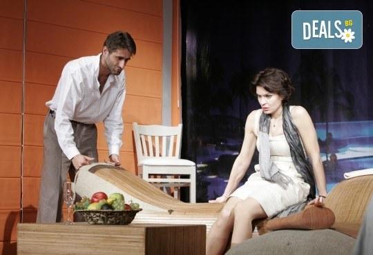 Вечер на смеха с Канкун от Ж. Галсеран на 13-ти май (понеделник) в Малък градски театър Зад канала! - Снимка 1
