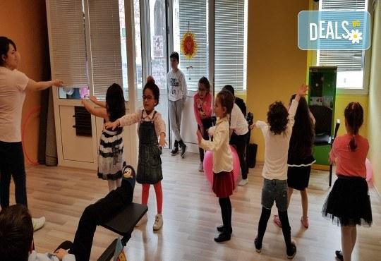 Парти Направи си сам! Над 2 часа детски рожден ден за 15 деца: включена зала, украса, напитки и възможност за лично планиране на партито в Детски център Щастливи деца! - Снимка 17