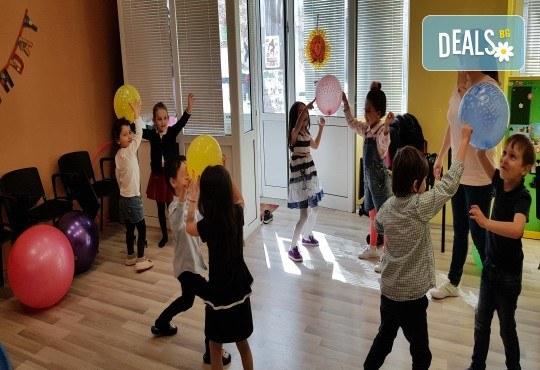 Парти Направи си сам! Над 2 часа детски рожден ден за 15 деца: включена зала, украса, напитки и възможност за лично планиране на партито в Детски център Щастливи деца! - Снимка 14