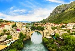 През септември или октомври до Будва, Требине, Мостар, Сараево и Дубровник - 4 нощувки със закуски, транспорт, бонус: посещения на Каменград, Дървенград и Вишеград! - Снимка