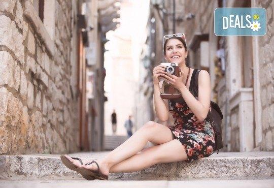 През септември или октомври до Будва, Требине, Мостар, Сараево и Дубровник - 4 нощувки със закуски, транспорт, бонус: посещения на Каменград, Дървенград и Вишеград! - Снимка 12
