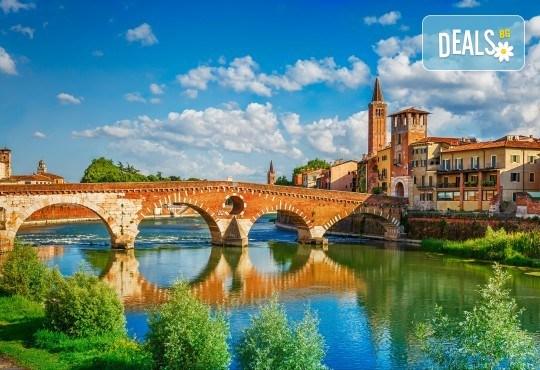 Екскурзия за 22 септември или през октомври до Загреб и Верона, с възможност за посещение на Венеция и Милано! 3 нощувки със закуски, транспорт и водач! - Снимка 3
