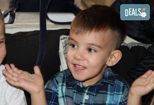 Фото заснемане на детска, семейна или индивидуална фотосесия на открито, с безплатни забавни аксесоари и подарък DVD! - Снимка 4