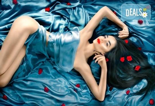 Кадифено гладка кожа! Кола маска на цяло тяло за жени - цели крака, цели ръце, подмишници и пълен интим, във VM's Beauty House! - Снимка 4