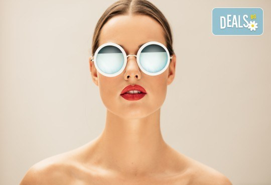 Диамантено микродермабразио и кислородна мезотерапия с ампула хиалуронова киселина и подарък: биолифтинг в Студио за красота Beauty Star до Mall of Sofia! - Снимка 1