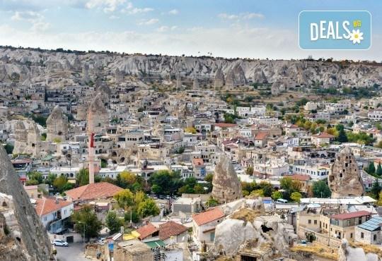 Екскурзия до Анкара, Кападокия и Истанбул през есента! 4 нощувки със закуски в хотели 3*, транспорт, екскурзовод, посещение на голямото езеро Тузгьол и Одрин! - Снимка 6