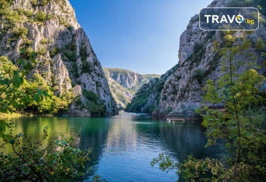 Еднодневна екскурзия до Скопие и езерото Матка и каньона на река Треска в Македония - транспорт, включена медицинска застраховка и водач от Глобус Турс! - Снимка 2