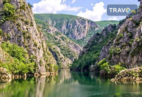 Еднодневна екскурзия до Скопие и езерото Матка и каньона на река Треска в Македония - транспорт, включена медицинска застраховка и водач от Глобус Турс! - Снимка 3