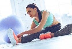 В страхотна форма за лятото! 8 тренировки с инструктор и изготвяне на индивидуална тренировъчна програма във фитнес клуб Алпина! - Снимка
