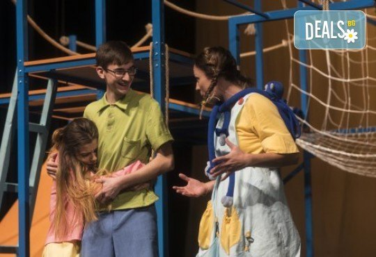 На театър с децата! Гледайте Пипи Дългото Чорапче на 05.05. от 11ч. в Театър София, билет за двама! - Снимка 6