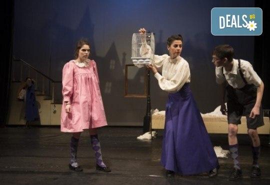 На театър с децата! Гледайте Мери Попинз на 02.06. или на 09.06. от 11.00 ч. в Театър ''София'', билет за двама! - Снимка 6