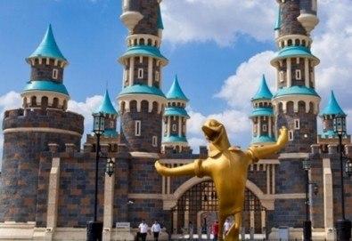 За Деня на детето - в Истанбул и мега парк Виаленд, с Караджъ Турс! 2 нощувки със закуски, транспорт, посещение на Виаленд и Миниатюрк! - Снимка
