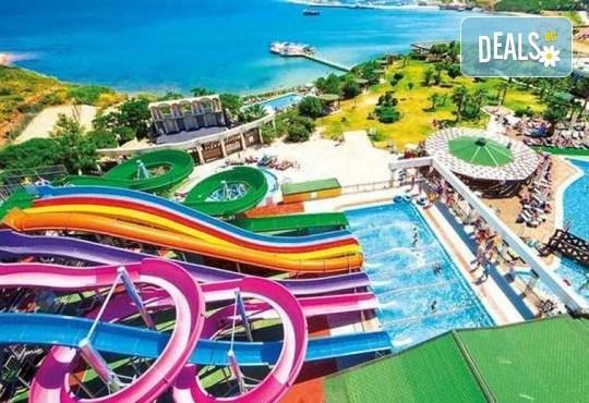 Почивка в Didim Beach Elegance Aqua & Thermal 5*, Турция, с Глобус Холидейс! 4, 5 или 7 нощувки на база All Inclusive, възможност за транспорт - Снимка 3