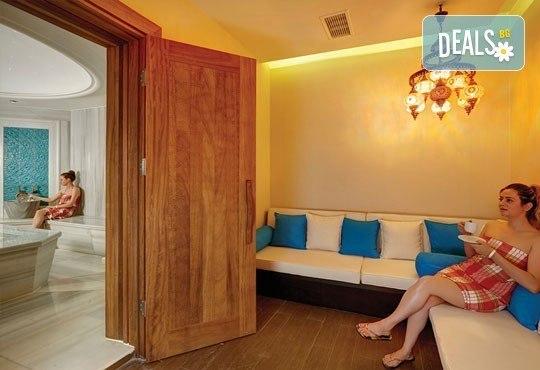 Почивка през май или септември в Дидим, Турция! Ramada Resort Hotel Akbuk 4+*, 5 или 7 нощувки All Inclusive, безплатно за дете до 13 г. и възможност за транспорт! - Снимка 11