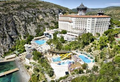 Ранни записвания за почивка в края на лятото в Ladonia Hotels Adakule 5*, Кушадасъ! 5 нощувки на база Ultra All Inclusive, безплатно за дете до 12.99г., възможност за транспорт - Снимка