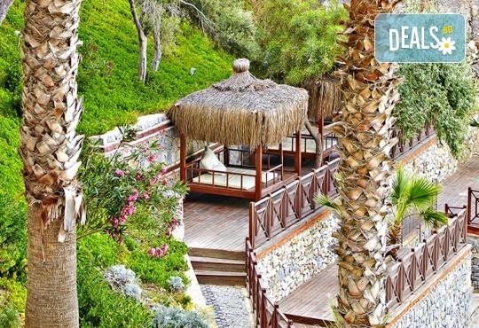Ранни записвания за почивка в края на лятото в Ladonia Hotels Adakule 5*, Кушадасъ! 5 нощувки на база Ultra All Inclusive, безплатно за дете до 12.99г., възможност за транспорт - Снимка 15