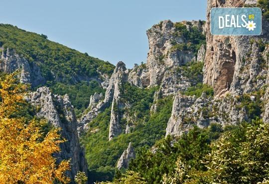 Уикенд екскурзия през юни из Врачанския Балкан! 1 нощувка, транспорт, планински водач, посещение на водопад Врачанска Скакля и пещерата Леденика! - Снимка 3