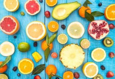 Кръвен тест за вегетарианци за непоносимост към 40 вида храни в Лаборатории Кандиларов в София, Варна, Шумен или Добрич! - Снимка