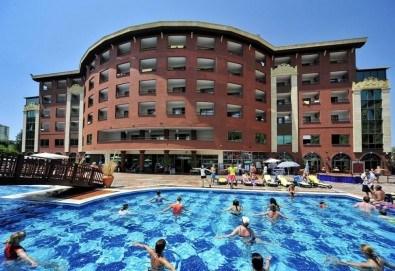 Почивка през юни в Алания, Турция! 7 нощувки на база Ultra All Inclusive в Limoncello Konakli Beach 5*, транспорт, представител от ТА! - Снимка