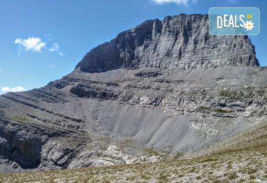 Тридневна екзкурзия до Митикас, най-високия връх в планината на боговете - Олимп, Гърция! 2 нощувки, транспорт и планински водач от Еволюшън Травел! - Снимка 3