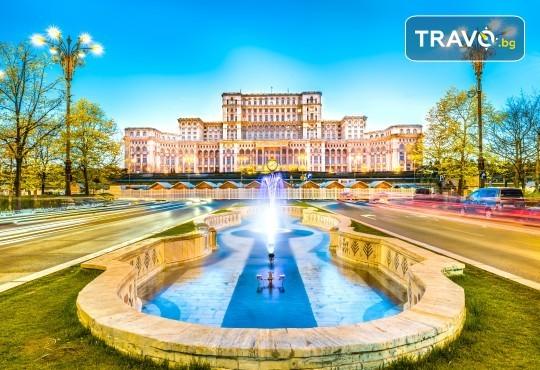 Екскурзия до Букурещ и Синая, Румъния! 2 нощувки със закуски, транспорт, екскурзовод и възможност за посещение на замъка на Дракула и Брашов! - Снимка 1