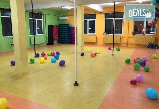 Забавлявайте се и бъдете във форма! 3 или 5 тренировки по Pole Dance в Pro Sport, Варна! - Снимка 4