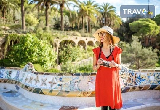 Екскурзия до прелестната Барселона през лятото! 3 нощувки със закуски, самолетен билет с включени летищни такси, транспорт с автобус и водач от Дари Травел! - Снимка 3