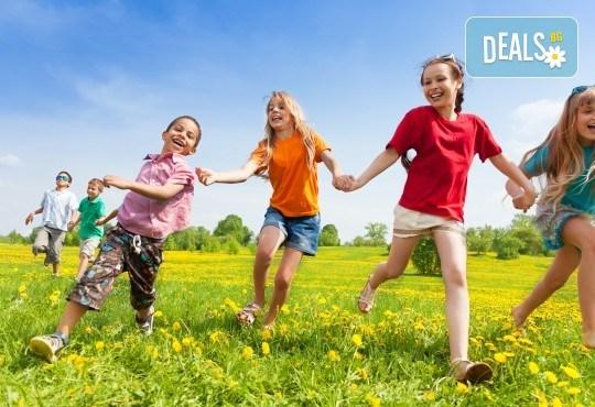 Целодневна лятна занималня с много забавления и игри за 1 месец за Вашето дете от образователен център Смехурани! - Снимка 1