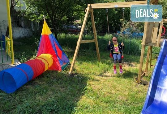 Целодневна лятна занималня с много забавления и игри за 1 месец за Вашето дете от образователен център Смехурани! - Снимка 4