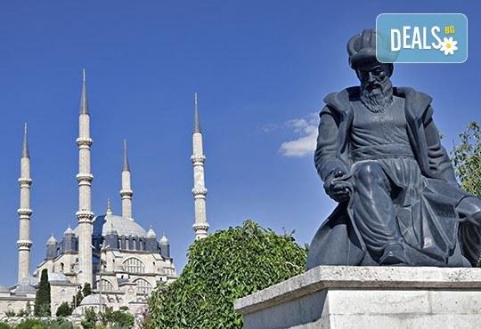 На разходка и шопинг в Одрин, Турция, с Дениз Травел! 1 нощувка със закуска в хотел 2*/3*, транспорт, екскурзовод, включени пътни такси, панорамна обиколка - Снимка 2