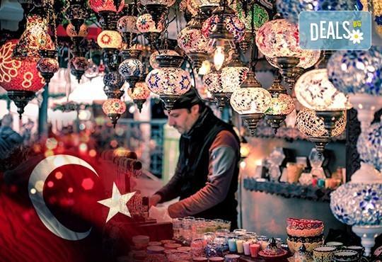 На разходка и шопинг в Одрин, Турция: 1 нощувка и закуска, транспорт, панорамен тур