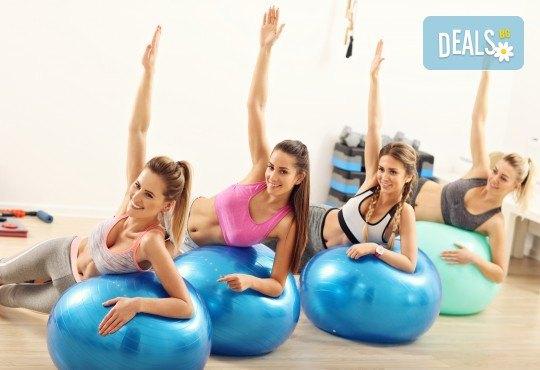 Гъвкаво и здраво тяло! 5 или 8 посещения на обедни тренировки по пилатес в Pro Sport във Варна! - Снимка 2