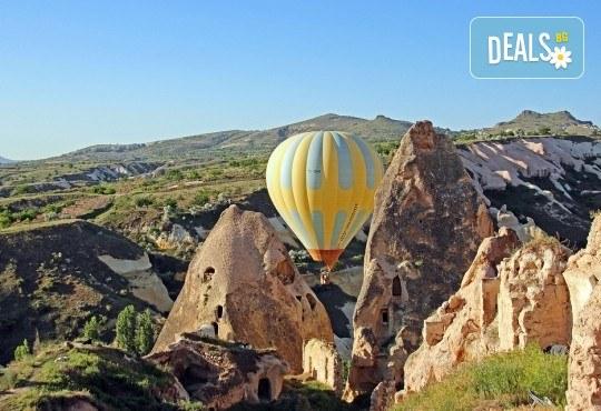 Есенна екскурзия до Кападокия и Анадола! 5 нощувки със закуски в Анкара, Кападокия, Коня и Бурса, транспорт, екскурзовод и богата програма! - Снимка 3