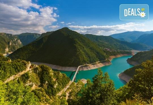 Приключение в Черна гора през юли! Екскурзия с 4 нощувки и 4 закуски, транспорт, планински водач, посещение на националните паркове Дурмитор и Суджеска! - Снимка 2