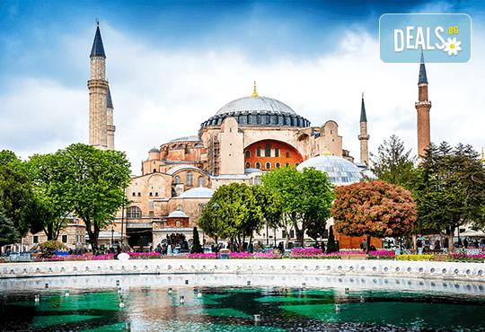 Last minute! За Деня на детето в Истанбул с Еко Тур! 2 нощувки и закуски в хотел 3*, транспорт, екскурзовод и възможност за посещение на Watergarden Istanbul и МОЛ Емаар - Снимка 2