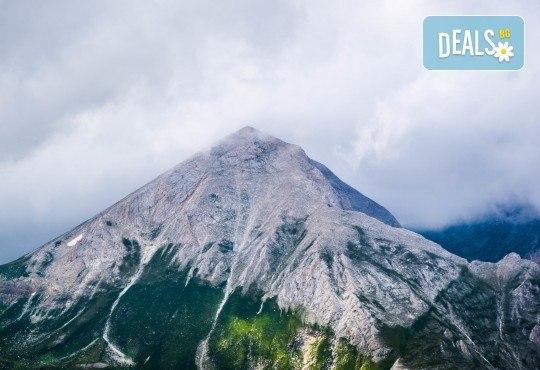 До вр. Вихрен и СПА в село Баня през юли: 1 нощувка, транспорт и планински водач