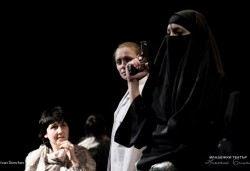 """Гледайте Койна Русева в """"Nordost - приказка за разрушението"""", на 19.06. от 19ч. в Младежки театър, камерна сцена, билет за един! - Снимка"""