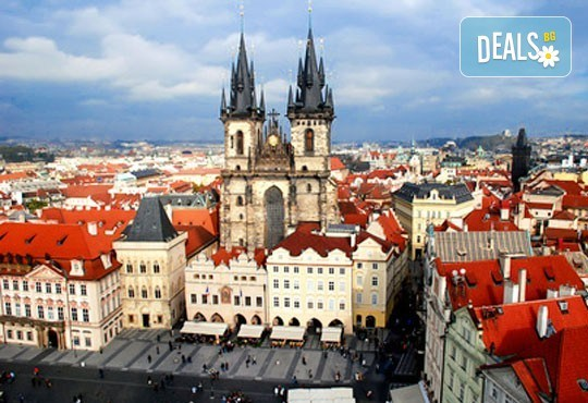 Майски празници в Будапеща, Виена и Прага: 5 нощувки и закуски, транспорт