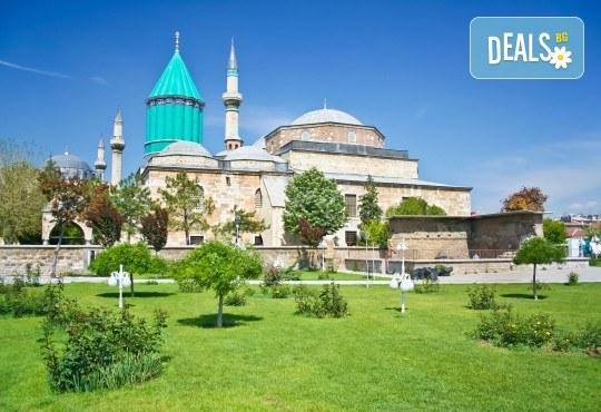 Екскурзия през септември до Кападокия, Истанбул, Анкара, Коня и Бурса - 7 нощувки, 7 закуски и 5 вечери, транспорт и водач от Шанс 95! - Снимка 12