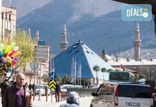 Екскурзия през септември до Кападокия, Истанбул, Анкара, Коня и Бурса - 7 нощувки, 7 закуски и 5 вечери, транспорт и водач от Шанс 95! - Снимка 11
