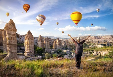 Екскурзия през септември до Кападокия, Истанбул, Анкара, Коня и Бурса - 7 нощувки, 7 закуски и 5 вечери, транспорт и водач от Шанс 95! - Снимка