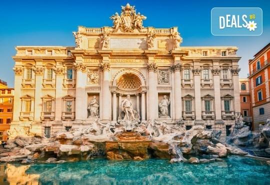 Класическа Италия през септември: 7 нощувки, 7 закуски, 5 вечери в хотели в Загреб, Лидо ди Йезоло, Рим, Флоренция, Верона, транспорт и програма в Пиза и Сан Марино! - Снимка 1