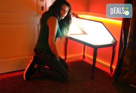 Забавление с приятели! 1 час отборна игра в escape стая ''Пътят към Безсмъртието'' от Quest Siberia! - Снимка 7