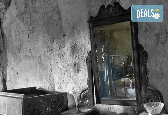 1 час отборна игра в escape стая на ужасите ''1408'' по едноименната история на Стивън Кинг, от Quest Siberia! - Снимка 3