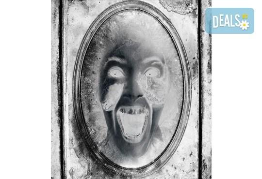 1 час отборна игра в escape стая на ужасите ''1408'' по едноименната история на Стивън Кинг, от Quest Siberia! - Снимка 4