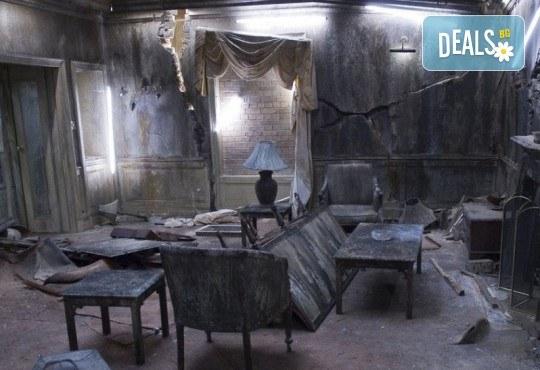1 час отборна игра в escape стая на ужасите ''1408'' по едноименната история на Стивън Кинг, от Quest Siberia! - Снимка 2
